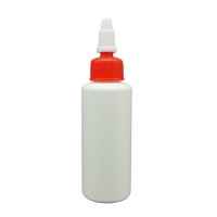 Wholesale 120ml Screw Twist Cap Airless Pump Plastic Lotion Bottles from china suppliers