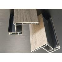 Wholesale Compression Resistance UPVC Window Extrusion Profiles For Low Energy Houses from china suppliers