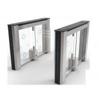 Wholesale Optical Pedestrian Access Control Turnstile Gate Splendid Fully Automatic 24V 500W from china suppliers