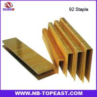 China 92 Staples Series  10mm,13mm,16mm,18mm,20mm,22mm,25mm,28mm,30mm,32mm,35mm,38mm,40mm on sale