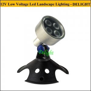 China Low Voltage Led Outdoor Illuminate ip68 led spot light for landscape lighting 12V LED Up Lightings LED garden spot light on sale