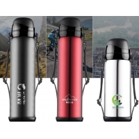 Wholesale Triple Wall 65mm 800ml Thermos Vacuum Insulated Bottle from china suppliers