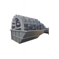 Wholesale High Output Capacity Stone Washing Equipment Spiral Sand Washer from china suppliers
