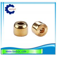 Buy cheap M009T Golden Color Mitsubishi EDM Parts Titanize Tungsten Carbide X056C432H01 from wholesalers