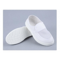 Wholesale 35-46 size SPU PVC Cleanroom Anti Static Shoe For Food Manufacturing from china suppliers