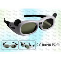 Wholesale Kids Japanese 3D TV  IR Active Shutter 3D Glasses  GH600-JP  from china suppliers