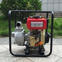 """Wholesale Air cooling self priming hand start 4 inch diesel engine water pump set 4"""" from china suppliers"""