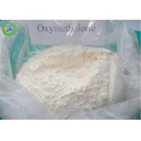 Wholesale Natural Oral Anabolic Steroids CAS 434-07-1 Oxymetholone Anadrol Bulking Powder For Muscle Gain from china suppliers