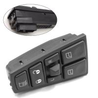 Wholesale Volvo FH12 FM VNL Electric Power Window Switch Black Color OE Standard from china suppliers