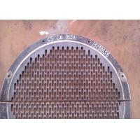 Wholesale 45# Steel Wear-resistant Castings Centre Screen for Cement Mill from china suppliers