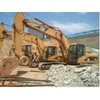 Wholesale Used 330C Caterpillar Hydraulic Excavator 1.5cbm Bucket Capacity 184kw Net Power from china suppliers