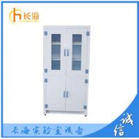 China PP Material Fireproof Chemical Storage Cabinet With Robust Anti Corrosive Hinges on sale