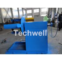 Quality Industrial Automatic Hydraulic Decoiler Machine , Sheet Decoiling Machine for sale