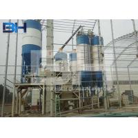 Buy cheap Automatic Dry Mortar Production Line 80 - 100 T/H With Twin Shaft Paddle Mixer from wholesalers