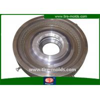 Wholesale Semi Steel Casting Steel 2 Piece Solid Tire Mold For Light Truck Tire from china suppliers