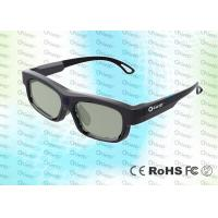 Wholesale IR Technology Rechargeable Cinema Use Adult 3D Glasses For Digital Cinema from china suppliers