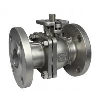 Quality Performance Api 6d Full Bore Ball Valve , Floating Ball Valve A105n 300lb Rf for sale