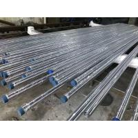 Wholesale SUS304 Sanitary Stainless Steel Seamless Tube Outside And Inside Polished from china suppliers