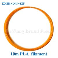 Buy cheap Orange Recycled Material PLA 3D Printer Filament 1.75mm or custom product