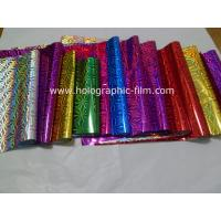 China Bopp Holographic Metallized Packaging film on sale