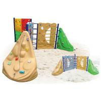 Wholesale Playground Climbing Wall for Kids with Smooth Surface A-17705 from china suppliers