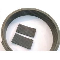 Wholesale Steel Wire Backed Brake Roll Lining Molded Steel Mesh Reinforced Rubber Material from china suppliers