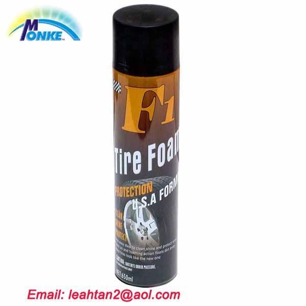 tire foam cleaner  item