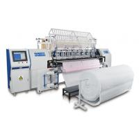 Computerized Multi Needle Lock Stitch Quilting Machine With 3 Needle Bars