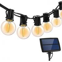 Wholesale Backyard ECO Solar Globe String Lights Total Length 30FT Energy Saving from china suppliers
