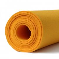 Wholesale Yellow or Colored 100% Wool Felt, 100 Percent Sheep Wool Felt Sheet with 3mm, 5mm or 1-70mm from china suppliers