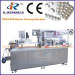 Wholesale DPB-260D Flat Plate Aluminum-Plastic/Aluminum-Aluminum Automatic Blister Packing Machine from china suppliers