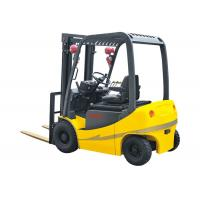 Wholesale 3500kg Capacity Electrical Flameproof Forklift , Engineering Industrial Lift Truck from china suppliers