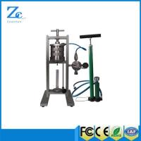 Wholesale ZNS-5MP Slurry water loss tester with API standard drilling fluid instrument from china suppliers