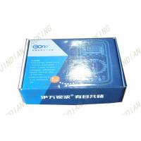 Wholesale Promotional Corrugated Paper Boxes For Packing, Single Wall Corrugated Carton Box from china suppliers