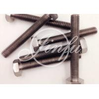 Wholesale Long Titanium Hex Screws  Grade 2 Cold Forging DIN 933 M16 * 1000  Highly Resistant To Chemical Attack from china suppliers