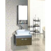 Wholesale Stainless Steel Bathroom Cabinet Sanitaryware (YX-8098) from china suppliers