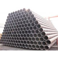 Wholesale Weld / Seamless Carbon Black Steel Pipe Astm53 Astm A53 Thickness 5mm - 80mm from china suppliers