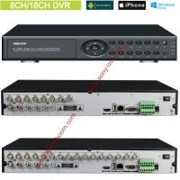 Wholesale Stand alone H.264 DVR for cctv camera from china suppliers