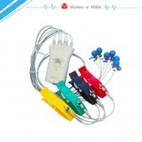 China Medical Portable Pc Based Ecg Mobile Device With Ecg Electrode , High Resolution on sale