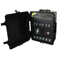 Wholesale 6 Bands 300W High Power Signal Jammer Military Security Block 2G 3G 4G Wifi from china suppliers
