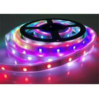 Wholesale SMD 5050 Rgb Led Strip Addressable Pixel WS2813 5V DC Magic Epistar Chip For Indoor from china suppliers