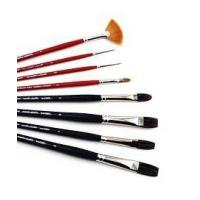 First class wooden handle cleaning wall brush