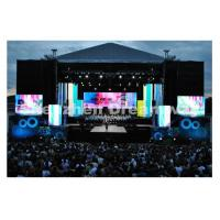 Outdoor LED Screen Rental of 6 mm Pixel Pitch with 576 x  576 mm LED Box Manufactures