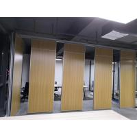 Wholesale Modern Room Divider Folding Doors Acoustic Partition Wall For Banquet Hall from china suppliers