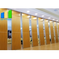 Wholesale Office Division Sliding Foldable Conference Room Sound Proof Partitions from china suppliers