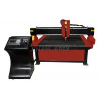 Wholesale High Speed Hobby Cnc Plasma Cutter , AC220V / 380v 4 X 4 Cnc Plasma Table Low Noise from china suppliers
