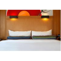 Wholesale HPL Laminate plywood hotel furniture liquidators Guest rooms Wood Headboards with Wall panels from china suppliers