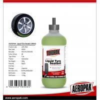 Buy cheap AEROPAK 350ml,500ml and 1000ml Good Quality Tyre Repair Liquid Tyre Sealant for from wholesalers