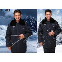 Wholesale Waterproof Security Guard Coats Full Color With Customized Logo from china suppliers