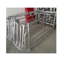 Wholesale Power Coated Finishing Pig Gestation Crates With Stainless Steel Feeder from china suppliers